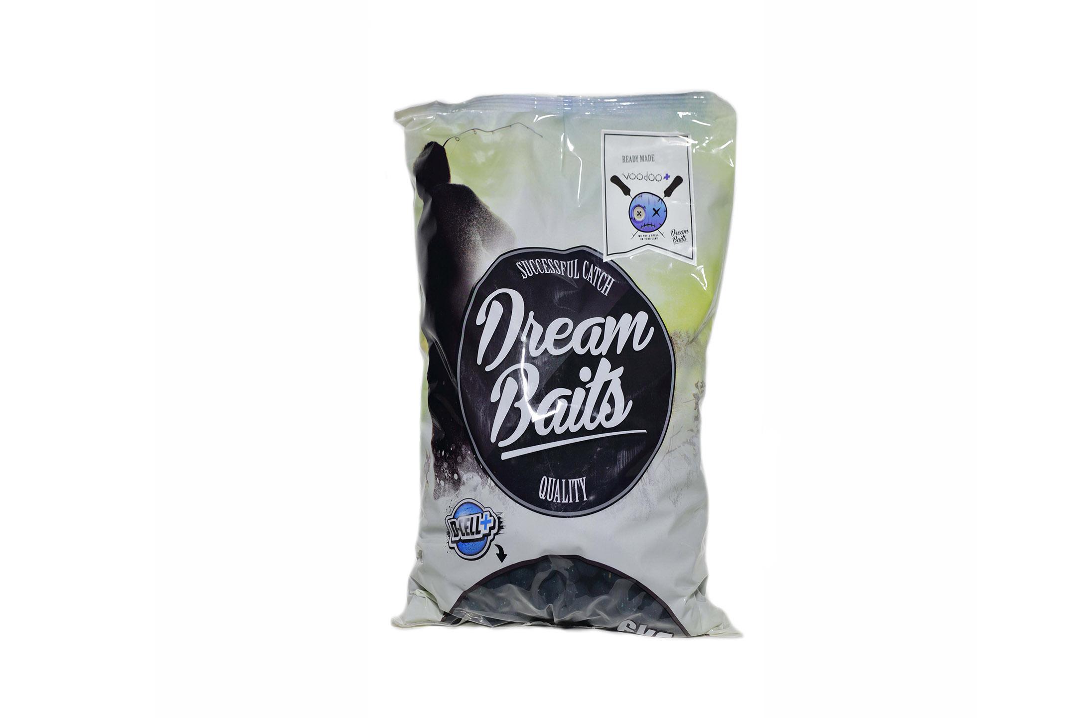 Dreambaits Voodoo+ Pellets 8mm 1kg