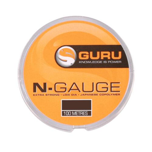 Guru N-Gauge 0.22mm 4.08kg 100m