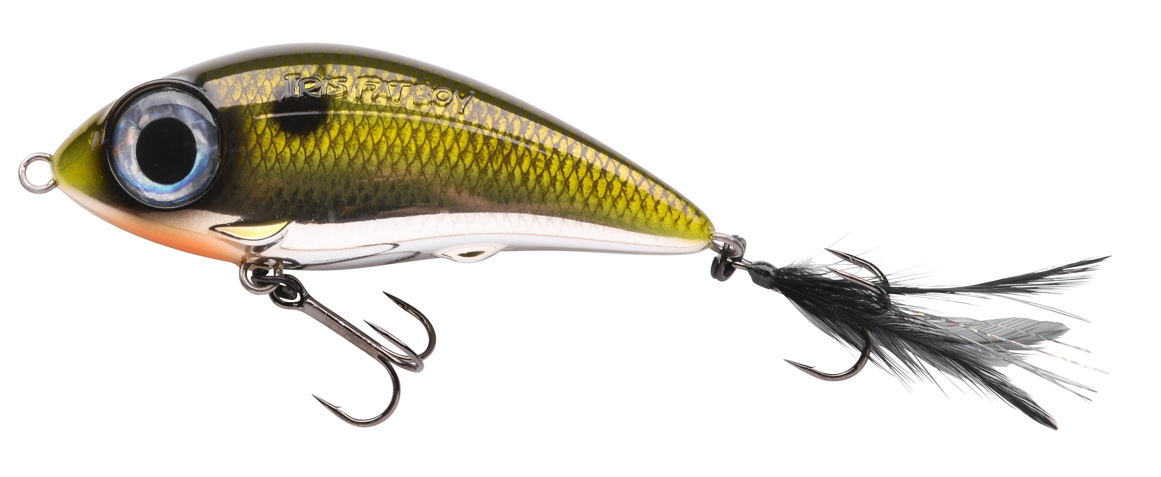 Spro Iris Fatboy 8,5cm - 24gr