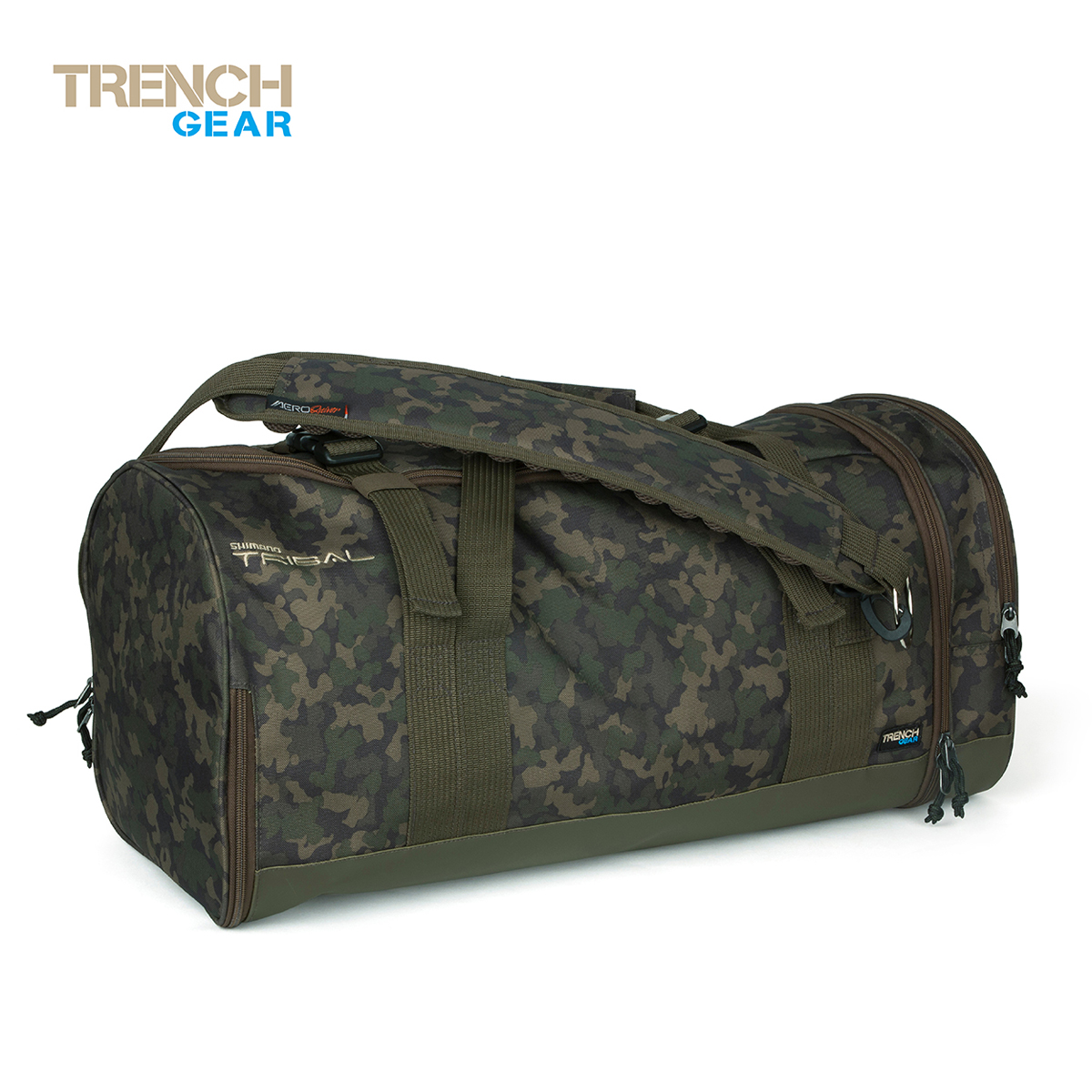 Shimano Trench Clothing Bag Incl. Aero Qvr Strap Advanced