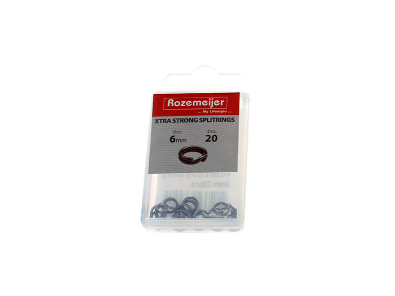 Rozemeijer Xtra Strong Splitring 6mm
