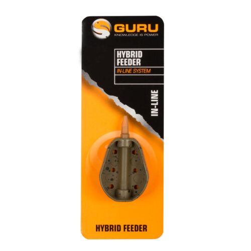 Guru Hybrid Feeder 55gr Large In-Line System