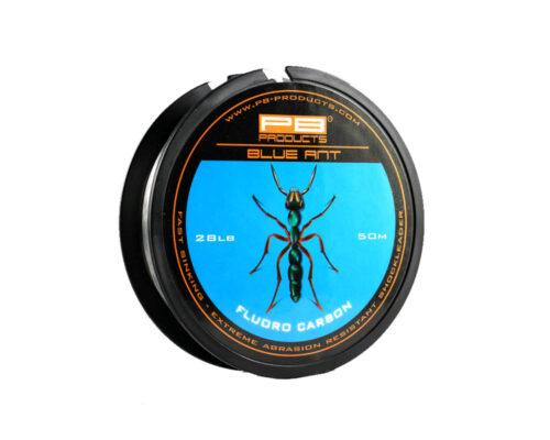 PB Blue Ant Fluoro Carbon 28lb 50mtr