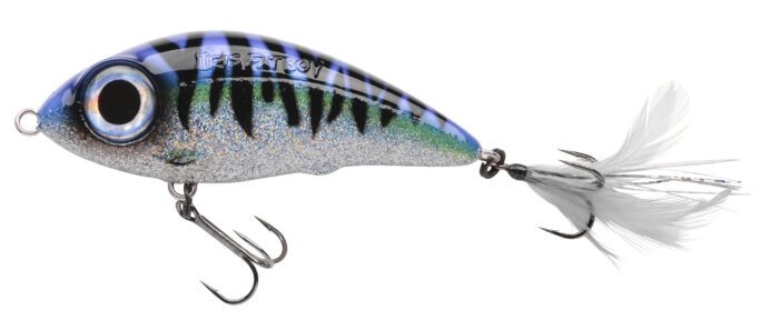 Spro Iris Fatboy 115 Mackerel 11,5cm - 58gr