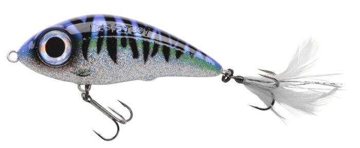 Spro Iris Fatboy 85 Mackerel 8,5cm - 24gr