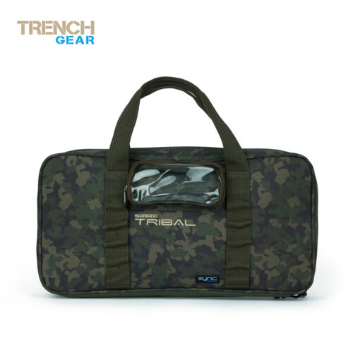 Shimano Trench 3 Rod Buzzer Bar Bag