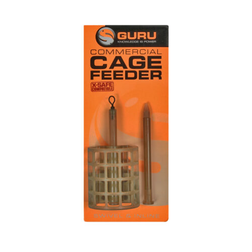 Guru Commercial Cage Feeder 30gr