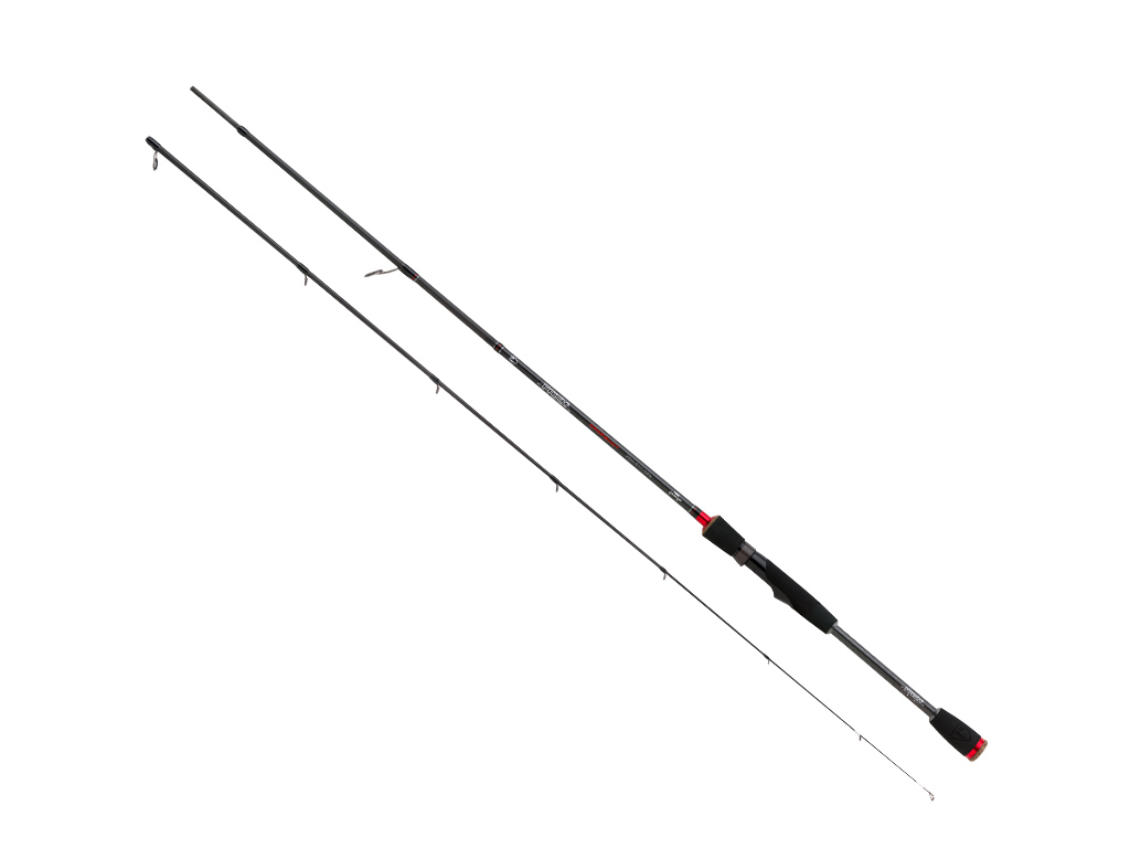 NRD231 Fox Prism Vertical Spin Rod 185cm up to 50gr 2 Pieces