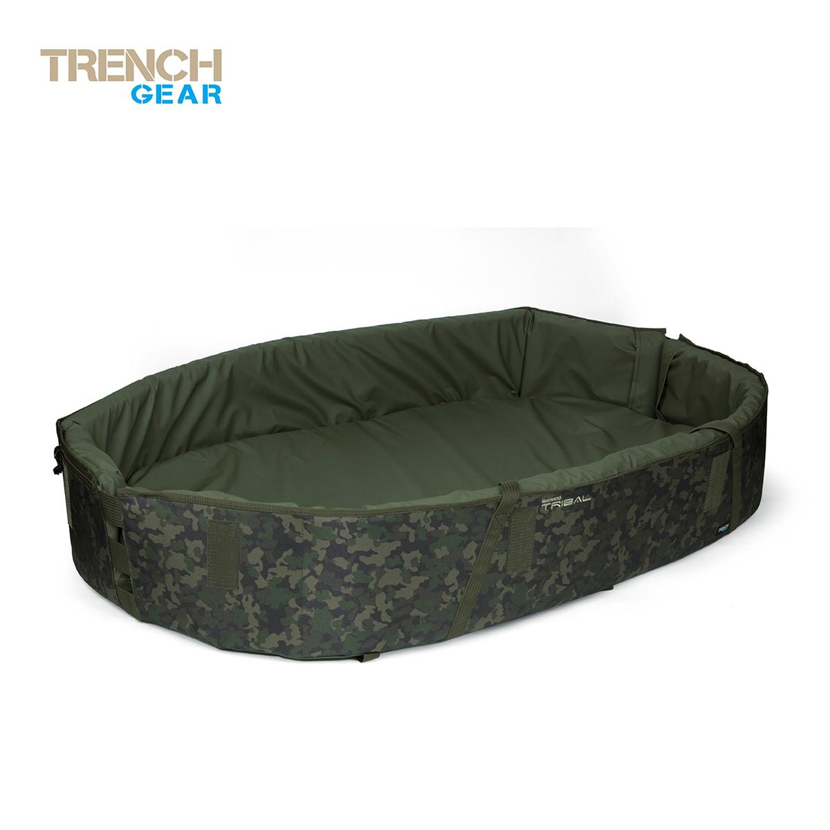 Shimano Trench Euro Protection Mat Incl. Bag & AQ Strap