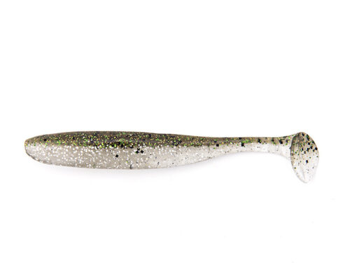 "Keitech Easy Shiner 3.5"" Silver Flash Minnow 8.89cm"