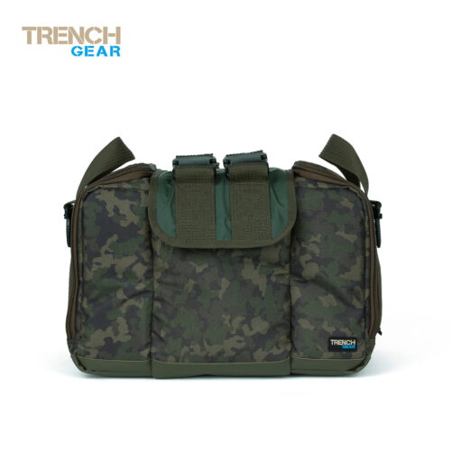 Shimano Trench Deluxe Camera Bag Incl. Aero Qvr Advanced Strap
