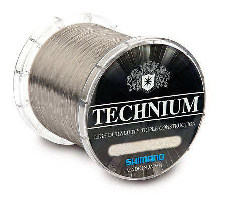 Shimano Technium Metal Box 0.355mm - 823m - 13kg