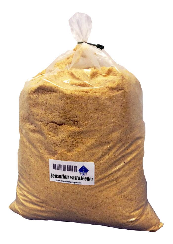 Nipro Lokvoer Sensation Vast & Feeder 4kg