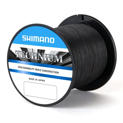 Shimano Technium 0,285mm - 1250m - 7.5kg