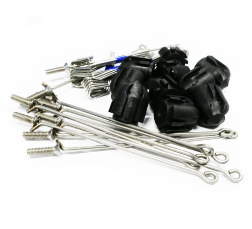 Gemini Side Grip Assembly Kit