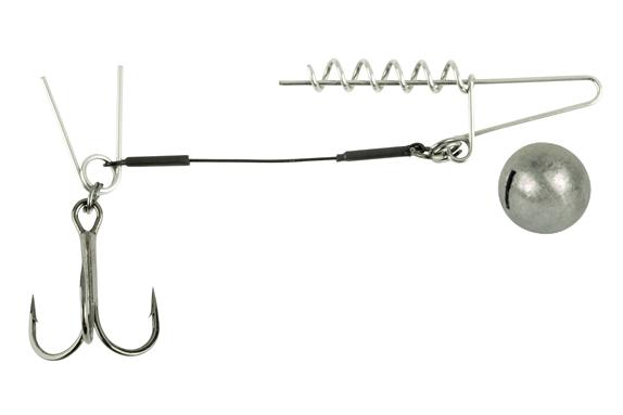 Spro Softbait Spiral Stinger 5cm 5gr #2