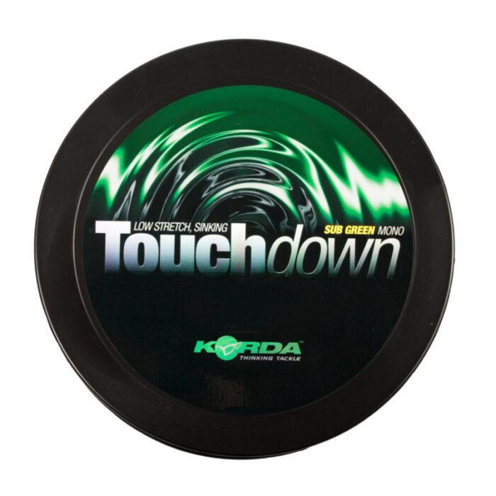 KTDG12 Korda Touchdown 12lb Green 0.35mm 1000m