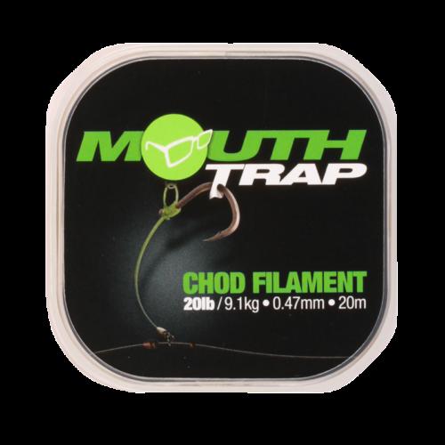 KMT20 Korda Mouth Trap 0.47mm 20lb 20mtr
