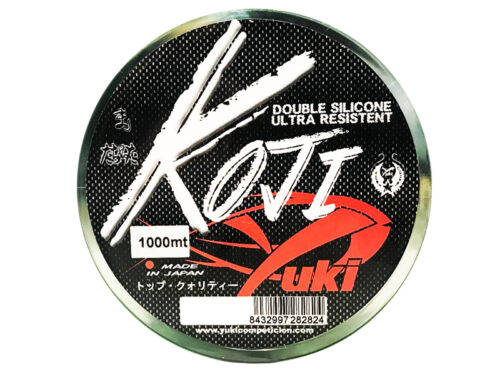Yuki Koji 0.188mm 6.2kg 1000mtr