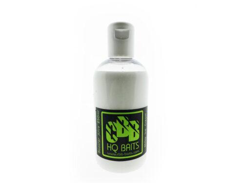CBB HQ Baits Milky Ice Cream Booster Juice 250ml