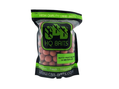 CBB HQ Baits Nutty Fruit Blend 24mm 1kg