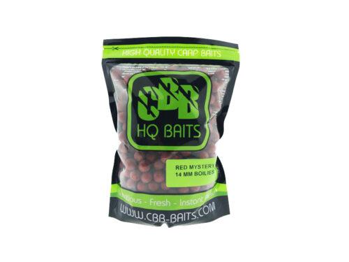 CBB HQ Baits Red Mystery 14mm 1kg