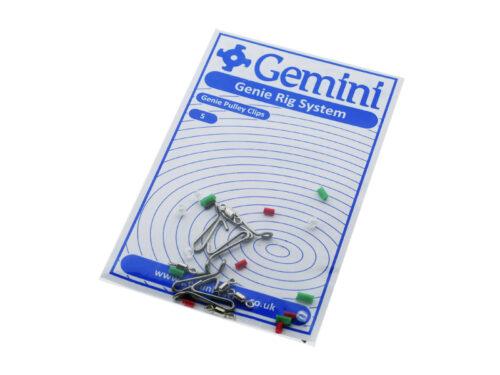 Gemini Genie Pulley Clips