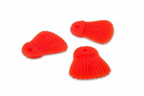 FAC061 Fox Predator Bait Fins Red
