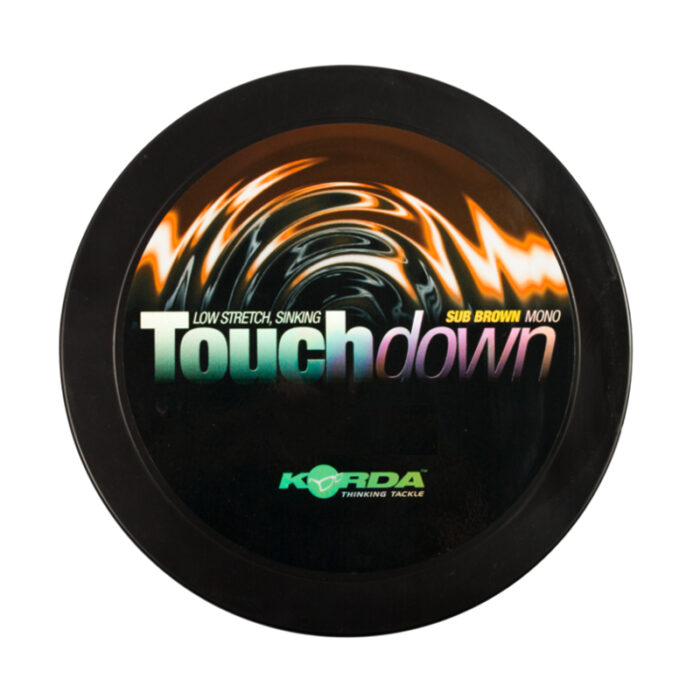 KTDB12 Korda Touchdown 12lb Brown 0.35mm 1000m