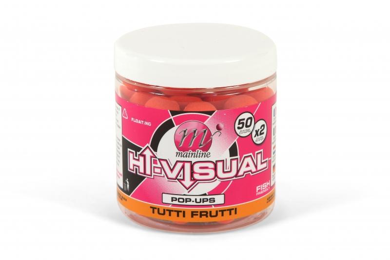 Mainline Hi-Visual Pop-ups 15mm Tutti Frutti
