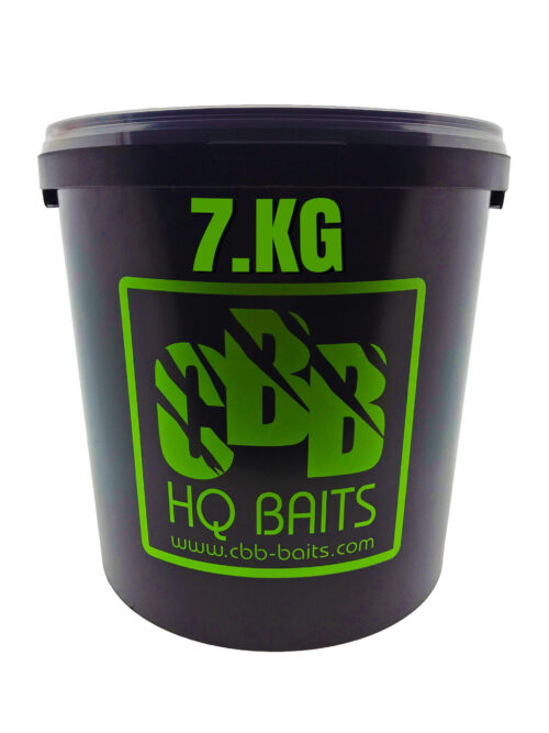 CBB HQ Baits Shellfish Krill 20mm 7kg