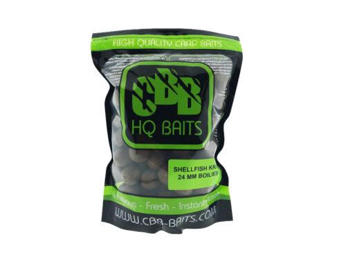 CBB HQ Baits Shellfish Krill 24mm 1kg