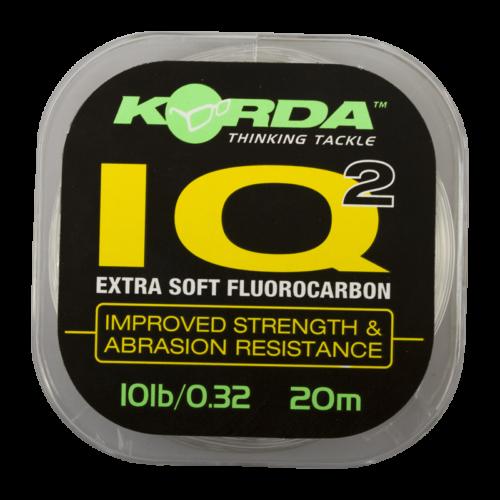 KIQS10 Korda IQ2 Fluorocarbon 10LB 20m