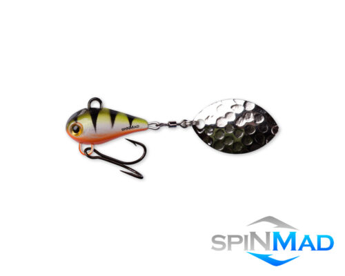 Spinmad Tail Spinner Mag 6gr #0708 Perch