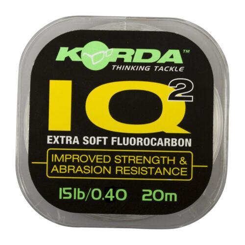 KIQS15 Korda IQ2 Extra Soft 15lb 20m