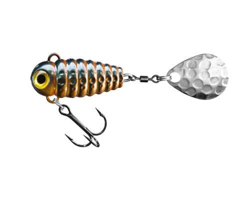 Spinmad Crazy Bug 6gr #2506 Brown/Black