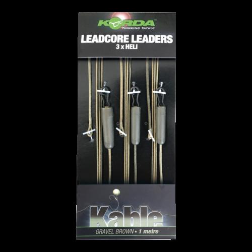 LLHG Korda Leadcore Leaders Heli