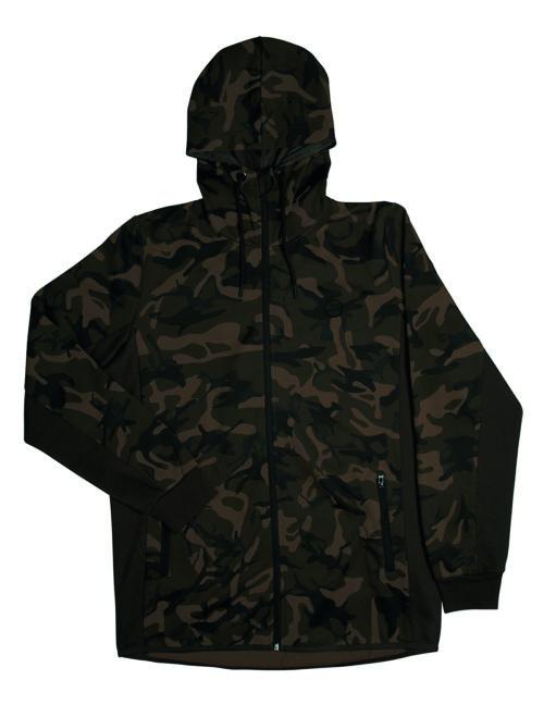 FOX Chunk Camo/Dark Khaki Track Hoody XL