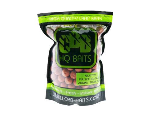 CBB HQ Baits Nutty Fruit Blend 20mm 1kg