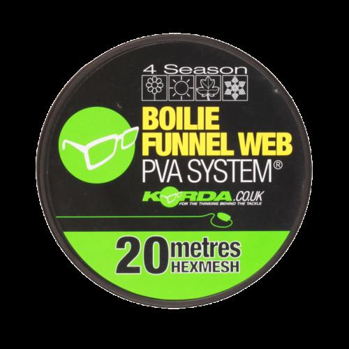 KBHR20 Korda Boilie Funnel Web 20m