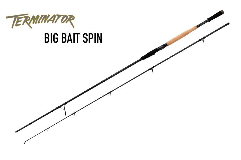 Fox Terminator Big Bait Spin 240cm 40-160gr