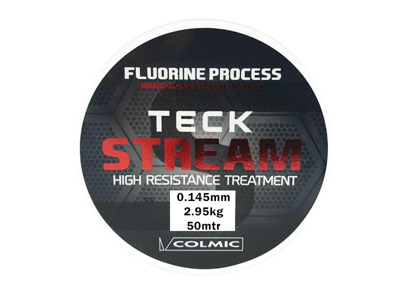 Colmic Teck Stream 0.145mm - 2.95kg - 50mtr