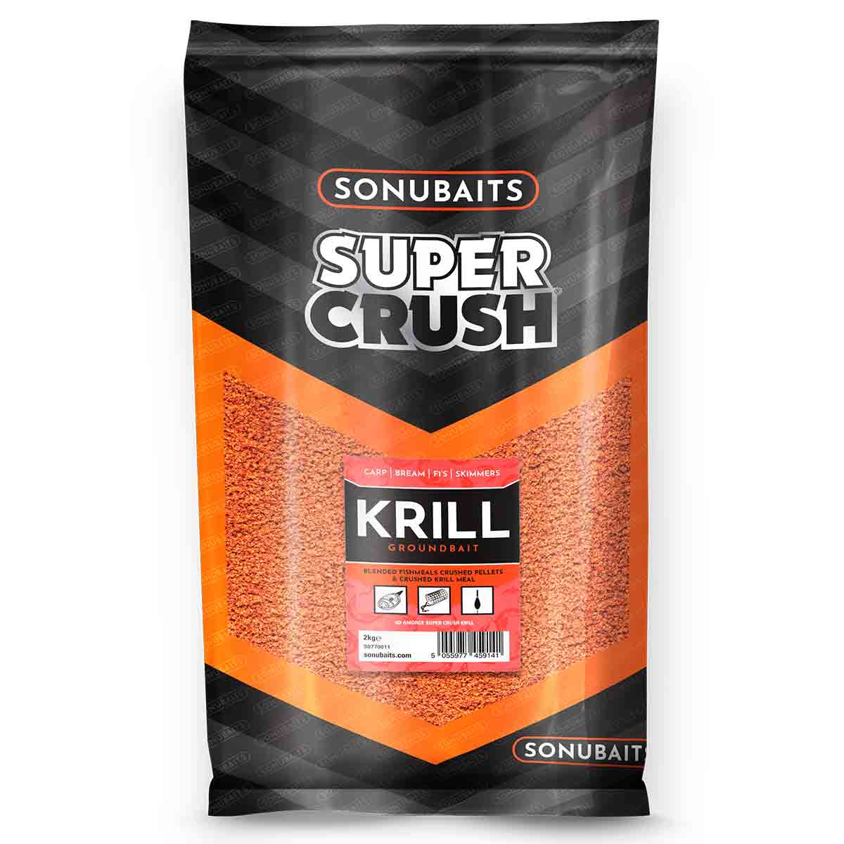 Sonubaits Super Crush Krill 2kg