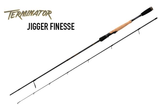 Fox Terminator Jigger Finesse 240cm 7-28gr