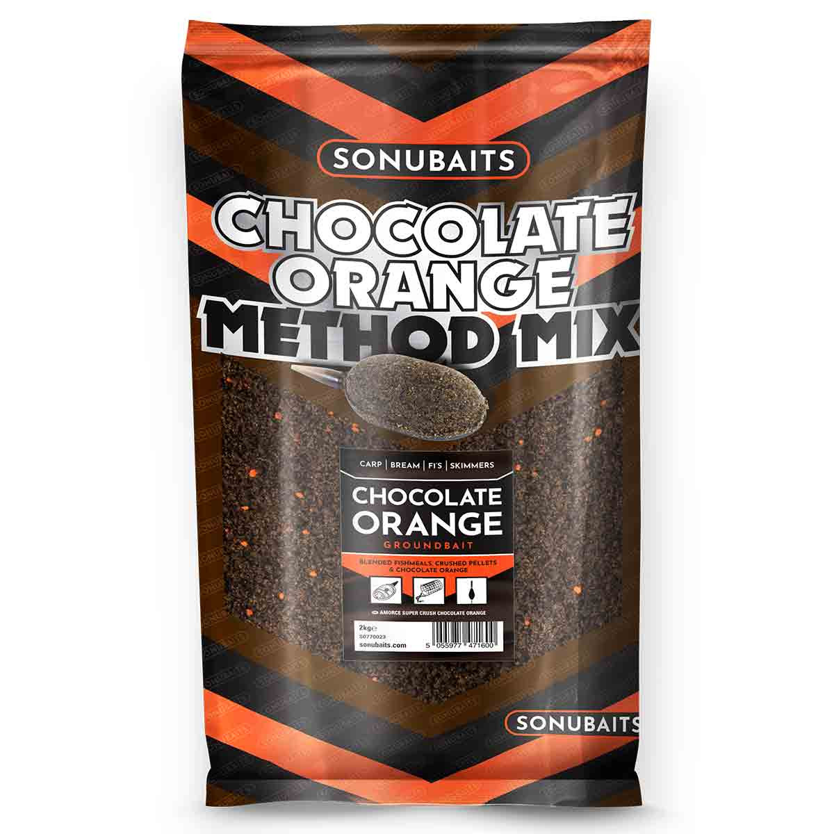 Sonubaits Chocolate Orange Method Mix 2kg