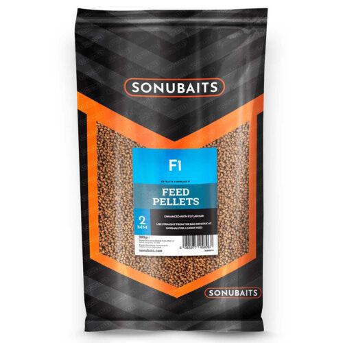 Sonubaits F1 Feed Pellet 2mm