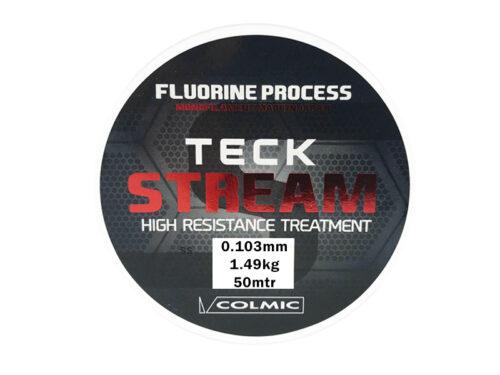 Colmic Teck Stream 0.103mm - 1.49kg - 50mt