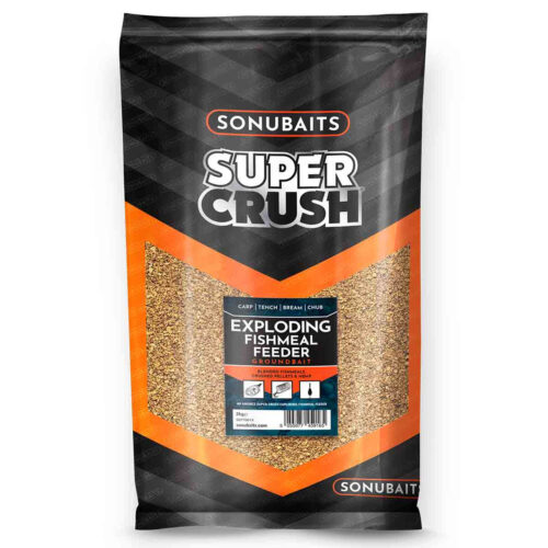 Sonubaits Groundbait Super Feeder Fishmeal 2kg