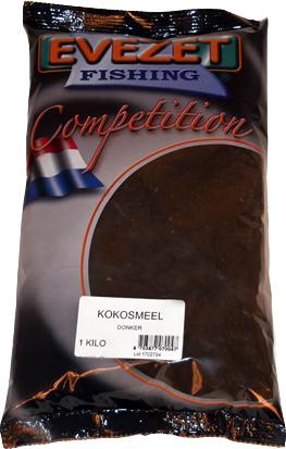 Evezet Kokosmeel Donker 1kg