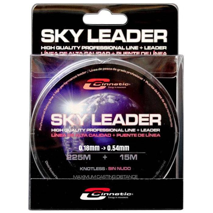 320014 Cinnetic Sky Leader 0.18 mm / 0.54 mm 225m + 15m